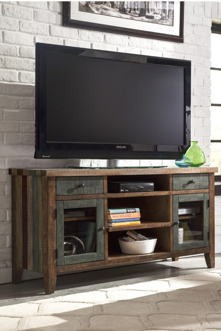 Tv Cabinet with Doors for Flat Screen 2020