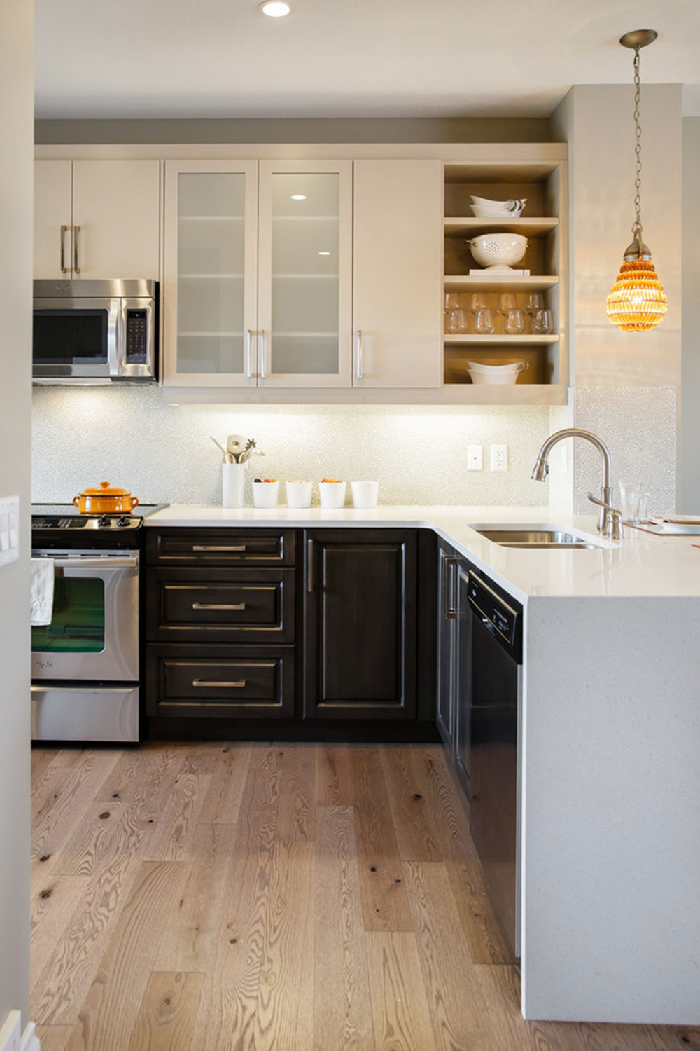 Two tone Kitchen Cabinets Doors Fresh Two tone Kitchen Cabinets A Concept Still In Trend