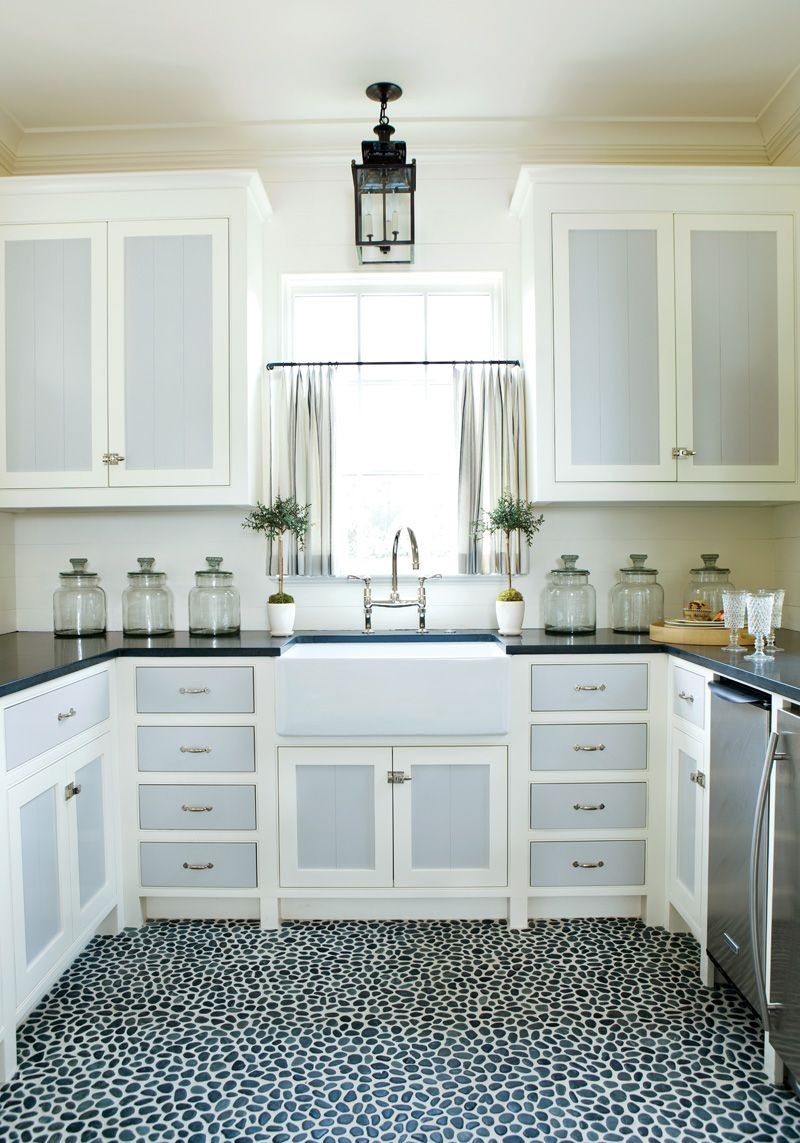 Two tone Kitchen Cabinets Doors New See This Pool House