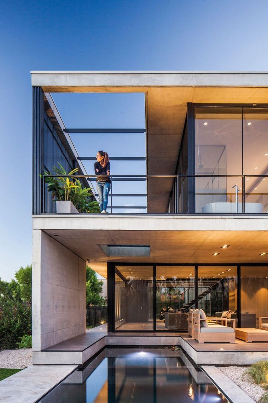 Ultra Modern Architecture House Designs Awesome 30 Gorgeous Modern Concrete Homes Ideas In 2020