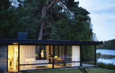 Ultra Modern Architecture House Designs New Life In A Box The Summer House Of Architect Buster Delin In