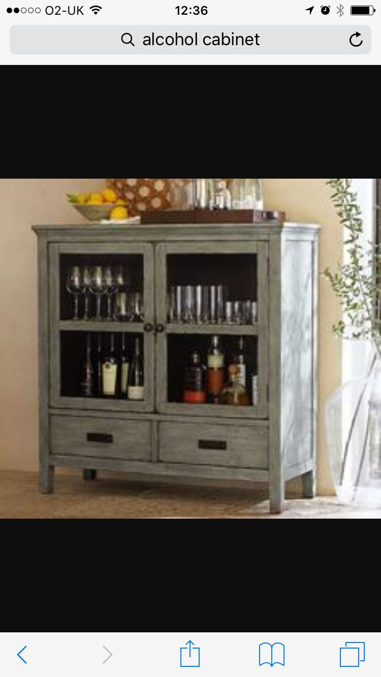 Bar Cabinet with Glass Doors Best Of Alcohol Cabinet Idea