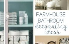 Bathroom Decorating Ideas Diy Beautiful 19 Amazing Diy Farmhouse Bathroom Decorating Ideas