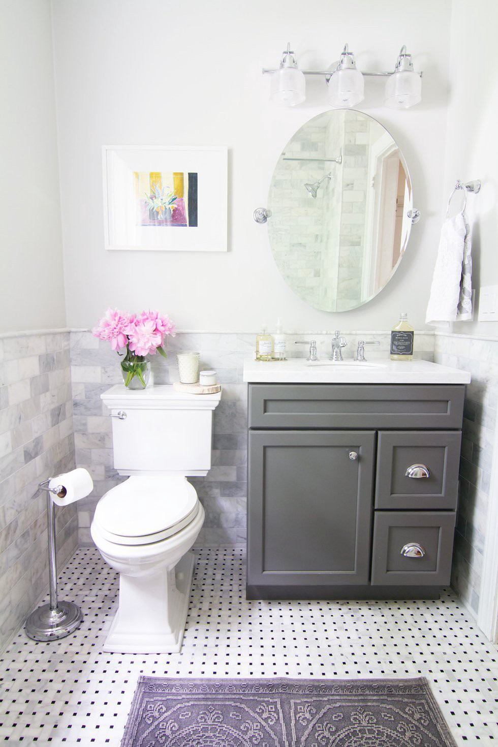 ideas to decorate small bathrooms b6eca7b