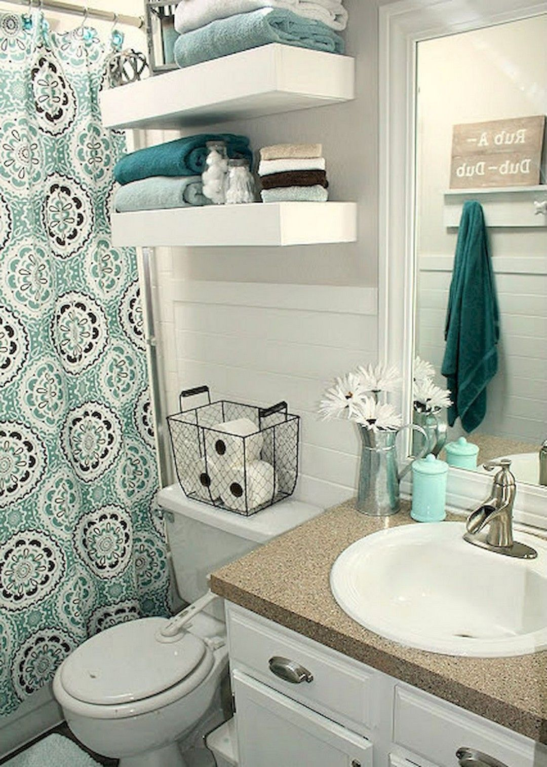 decorating small bathroom diy apartment ideas on first with no windows bathrooms plants designing india pinterest for without