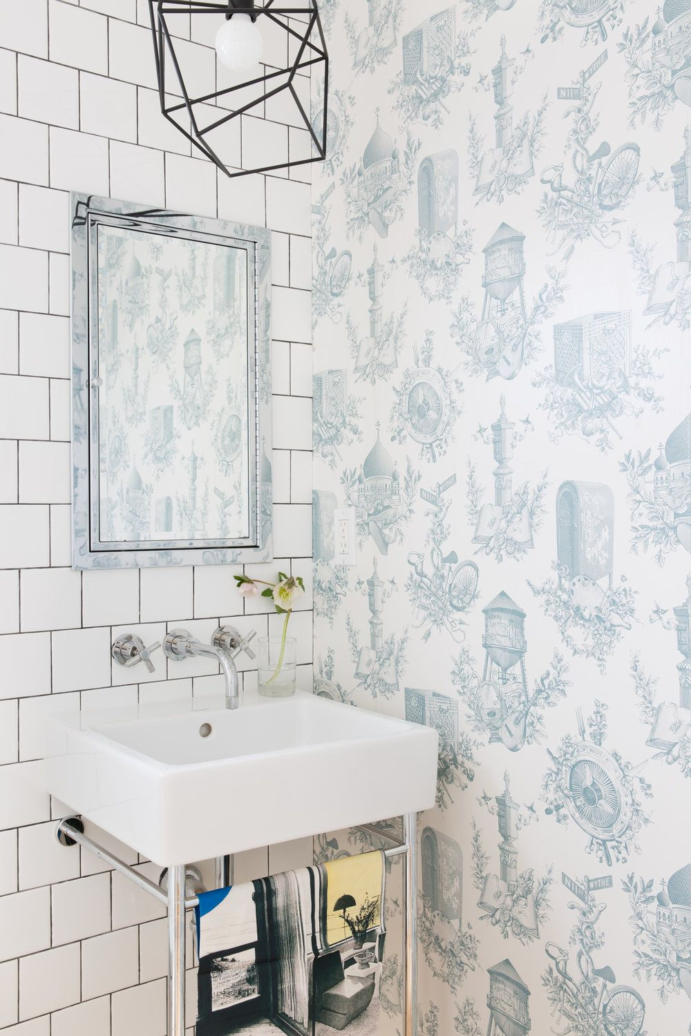 Bathroom Wallpaper Decorating Ideas Inspirational 28 Bathroom Wallpaper Ideas that Will Inspire You to Be Bold