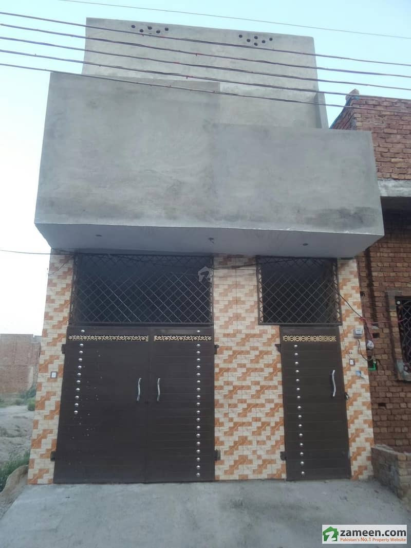 Beautiful House Models Pictures New Model City Satiana Road 2 5 Marla Beautiful House for Rent