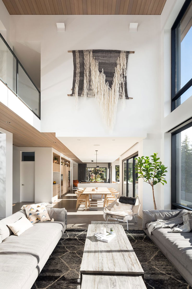 Beautiful Modern Homes Interior Lovely Beautiful Modern House with Fireplace In Ski Resort In