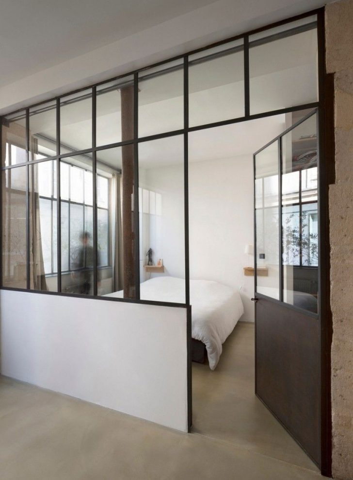 Bedroom with Glass Walls 2021