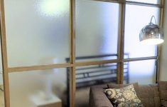 Bedroom With Glass Walls Lovely This Apartment S Bedrooms Have Frosted Glass Walls That You