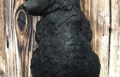 "Black Bear Bathroom Decor Inspirational Ebros Stinky Stool Pooping Black Bear Toilet Paper Holder Figurine 13 5""tall Powder Room Bathroom Wall Decor Plaque For Rustic Cabin Hunting"