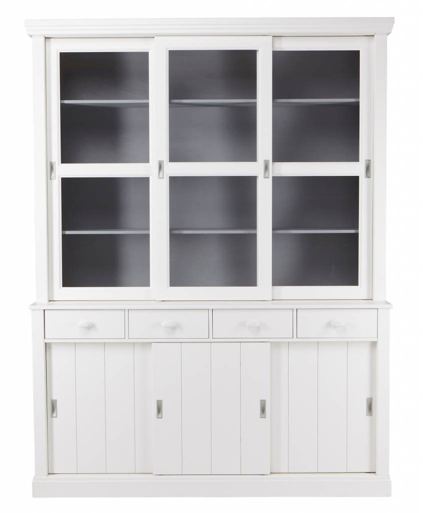 lef collections lagos buffet cabinet made of pine