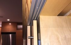Bypass Cabinet Door Hardware New Bypass Cabinet Hardware Finish Carpentry Contractor Talk