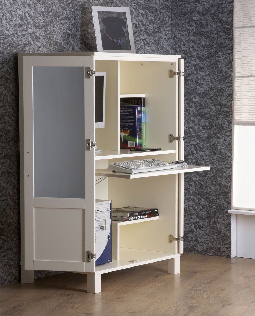 Computer Cabinet with Doors Awesome 17 Interesting Hideaway Puter Desk Pic Ideas
