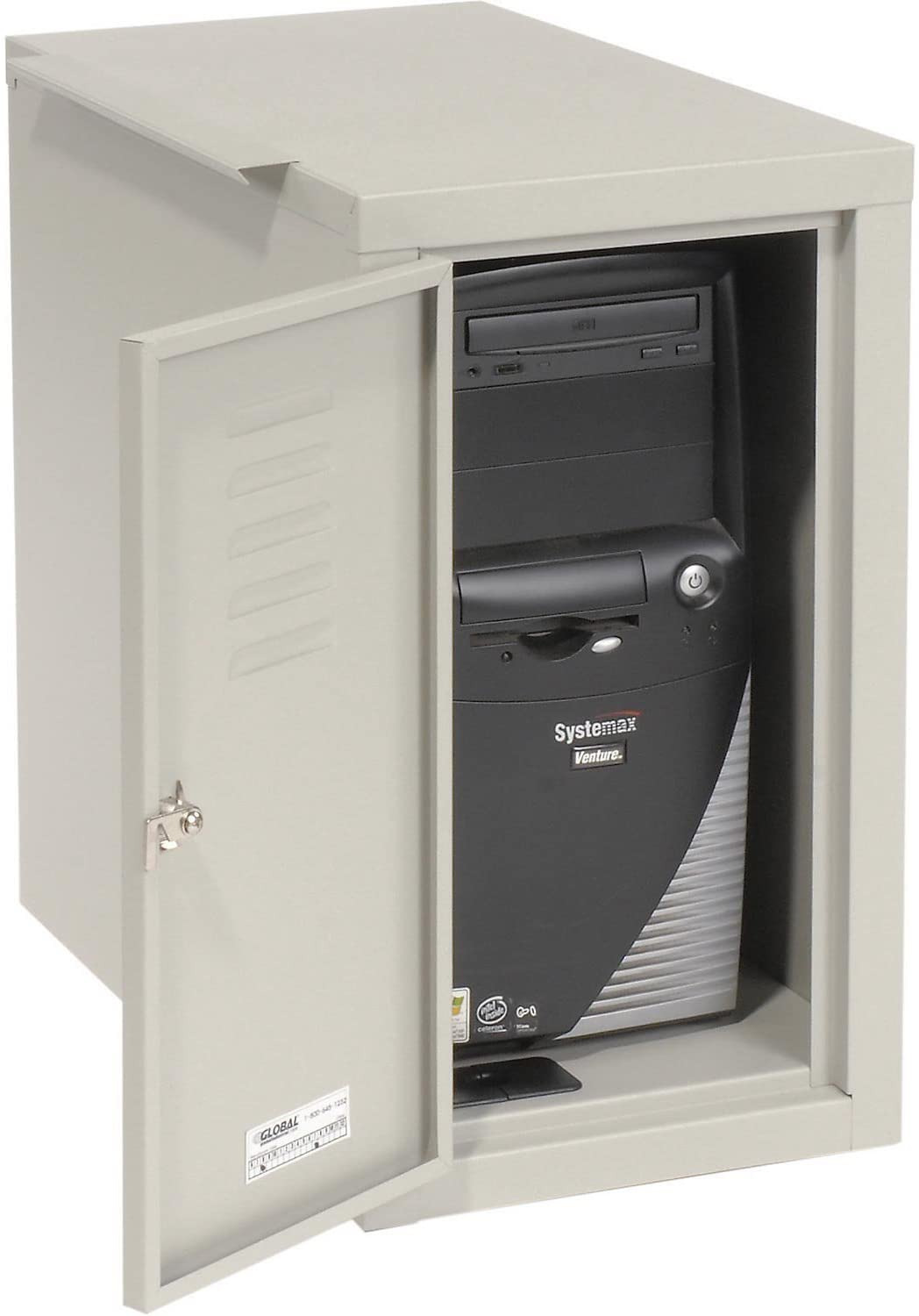 """Computer Cabinet with Doors Fresh Amazon Puter Cabinet Side Car Gray 12""""w X 22 1 2""""d"""
