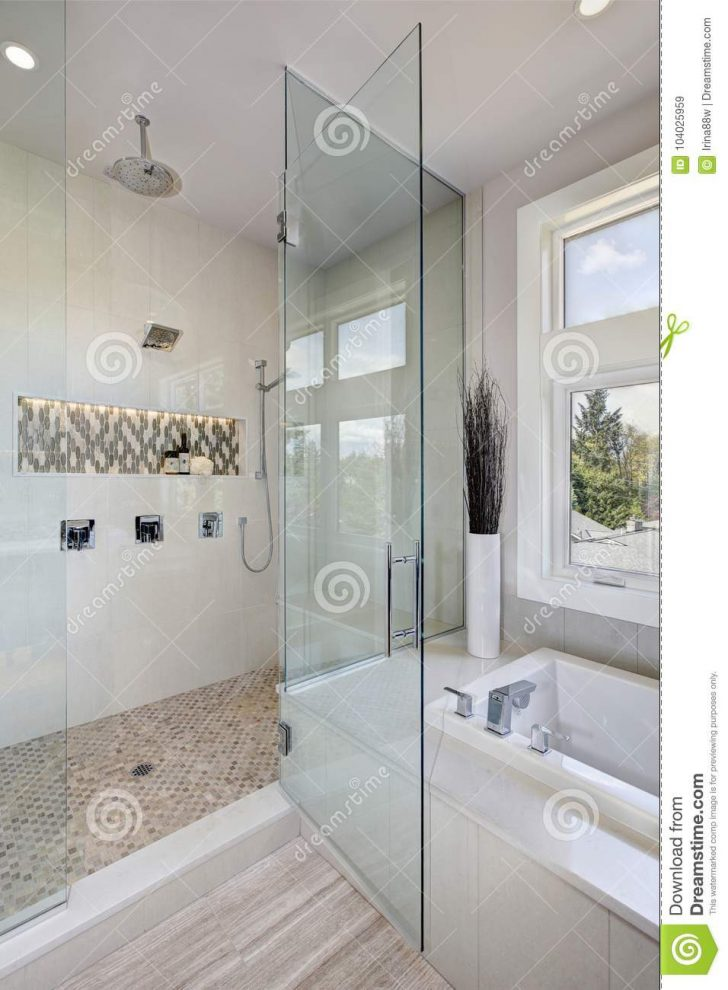 Contemporary Walk In Shower 2020