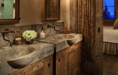 Country Style Bathroom Decor Fresh 31 Best Rustic Bathroom Design And Decor Ideas For 2020