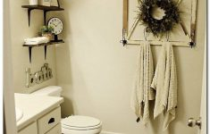 Country Themed Bathroom Decor Lovely 45 Rustic Farmhouse Touch Bathroom Remodel A Bud