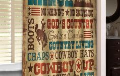 Cowboy Bathroom Decor Lovely Wel E To The Ranch Shower Curtain