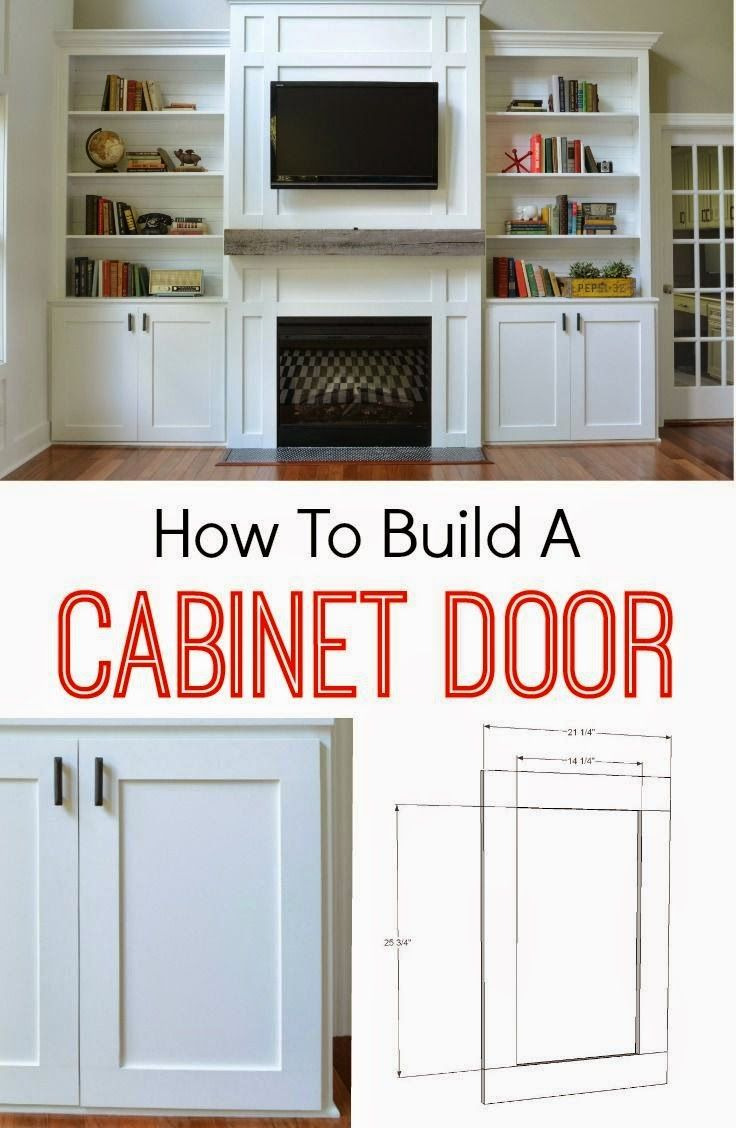 Custom Cabinet Door Awesome How to Build A Cabinet Door House Ideas