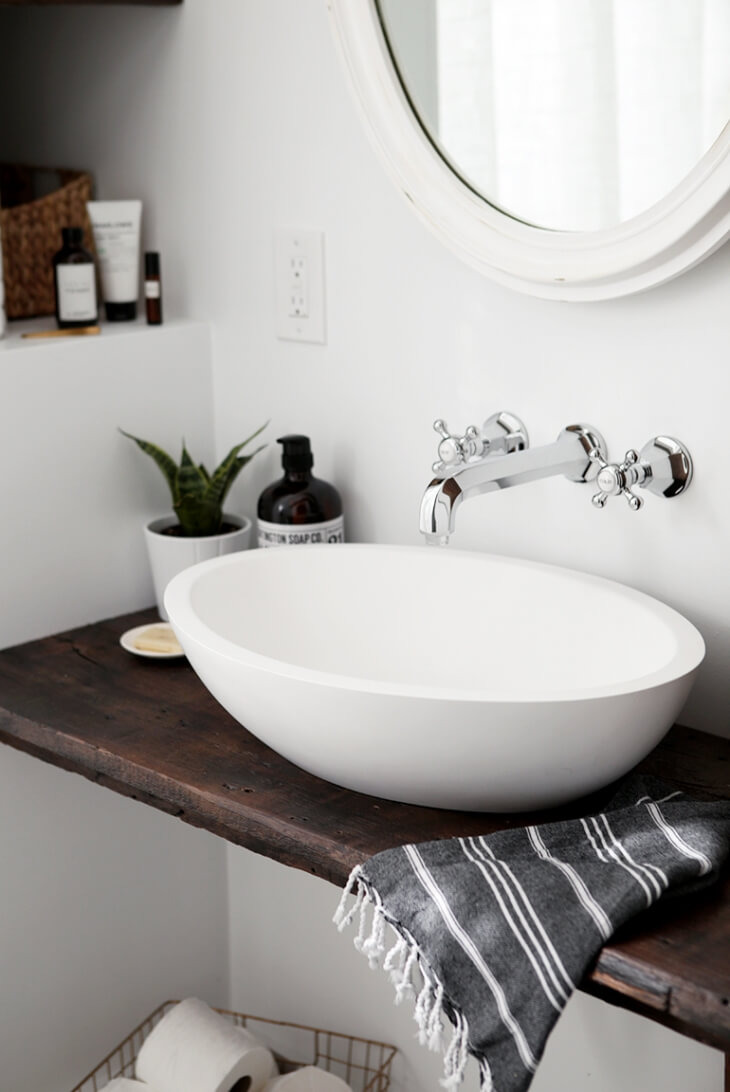 Decorative Bathroom Sinks Best Of 25 Best Bathroom Sink Ideas and Designs for 2020
