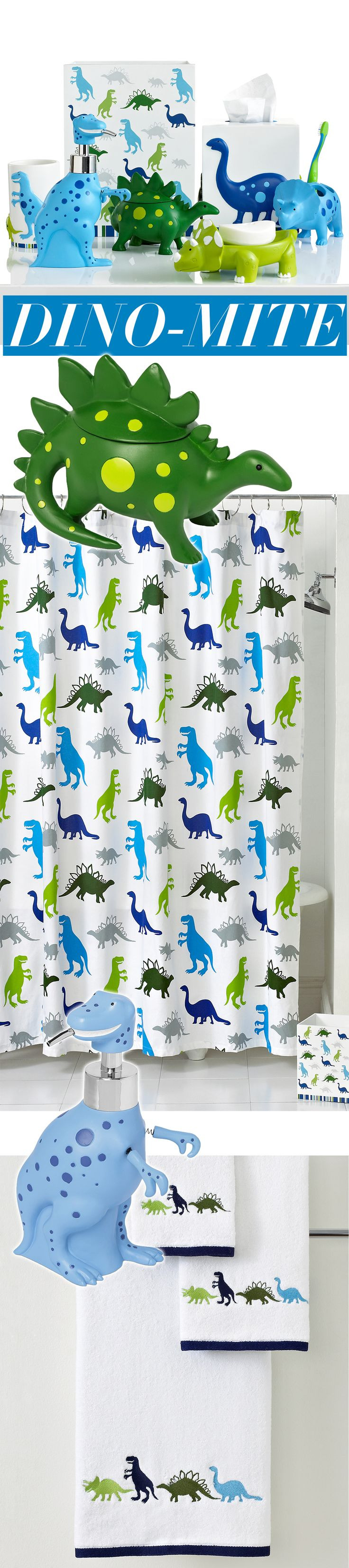 popular dinosaur bathroom set
