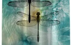 Dragonfly Bathroom Decor Unique Amazon Chaogo Waterproof Polyester Fabric Shower