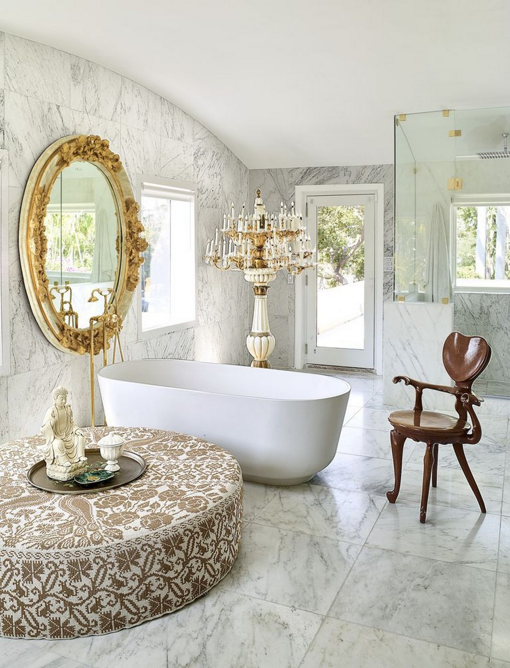Elle Decors Hot List For The Ultimate Luxury Bathroom