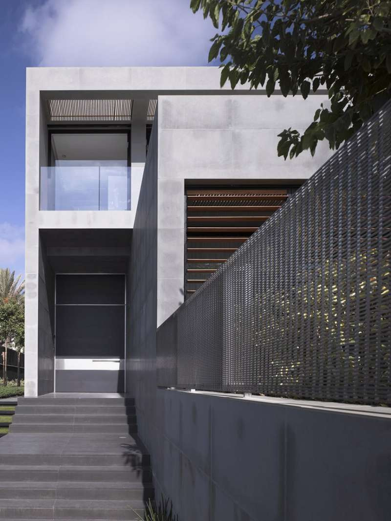 Entrance Design for Home Lovely Side Entrance Of House that Looks Minimalistic Outside but