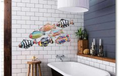 Fish Wall Decor For Bathroom Luxury Ceramic Wall Decor Fish Decor For Bathroom