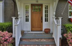 Front Entrance Stairs Design Luxury Bluestone & Brick Front Entrance Steps