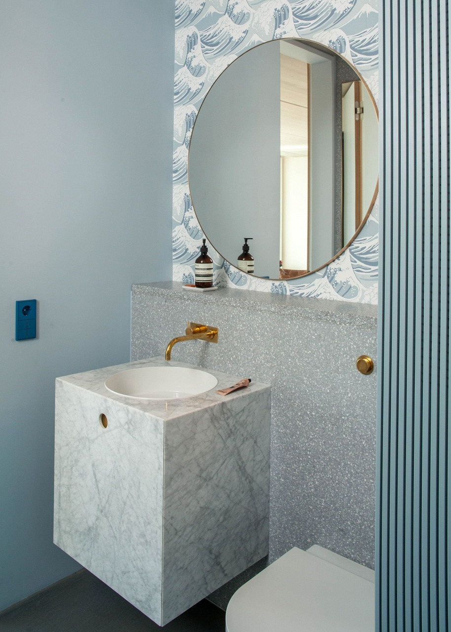 his and her bathroom decor 36 top apartment decorating color schemes