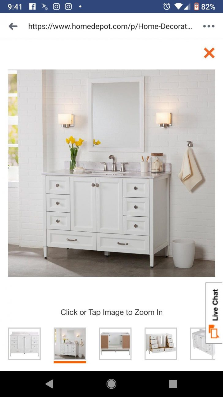 Home Decorators Bathroom Vanity 2021