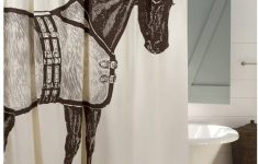 Horse Bathroom Decor Inspirational Shower Curtains Fabric Shower Curtains Thomas Paul Bathroom Decor Ideas Horse Equestrian