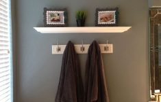 How To Decorate A Bathroom Wall Best Of My Master Bath Decor Maybe Say Relax Instead Of Bath