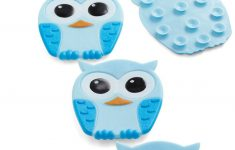 Kids Owl Bathroom Decor Unique Best Hoot Forward Bathtub Treads By Kikkerland Casual