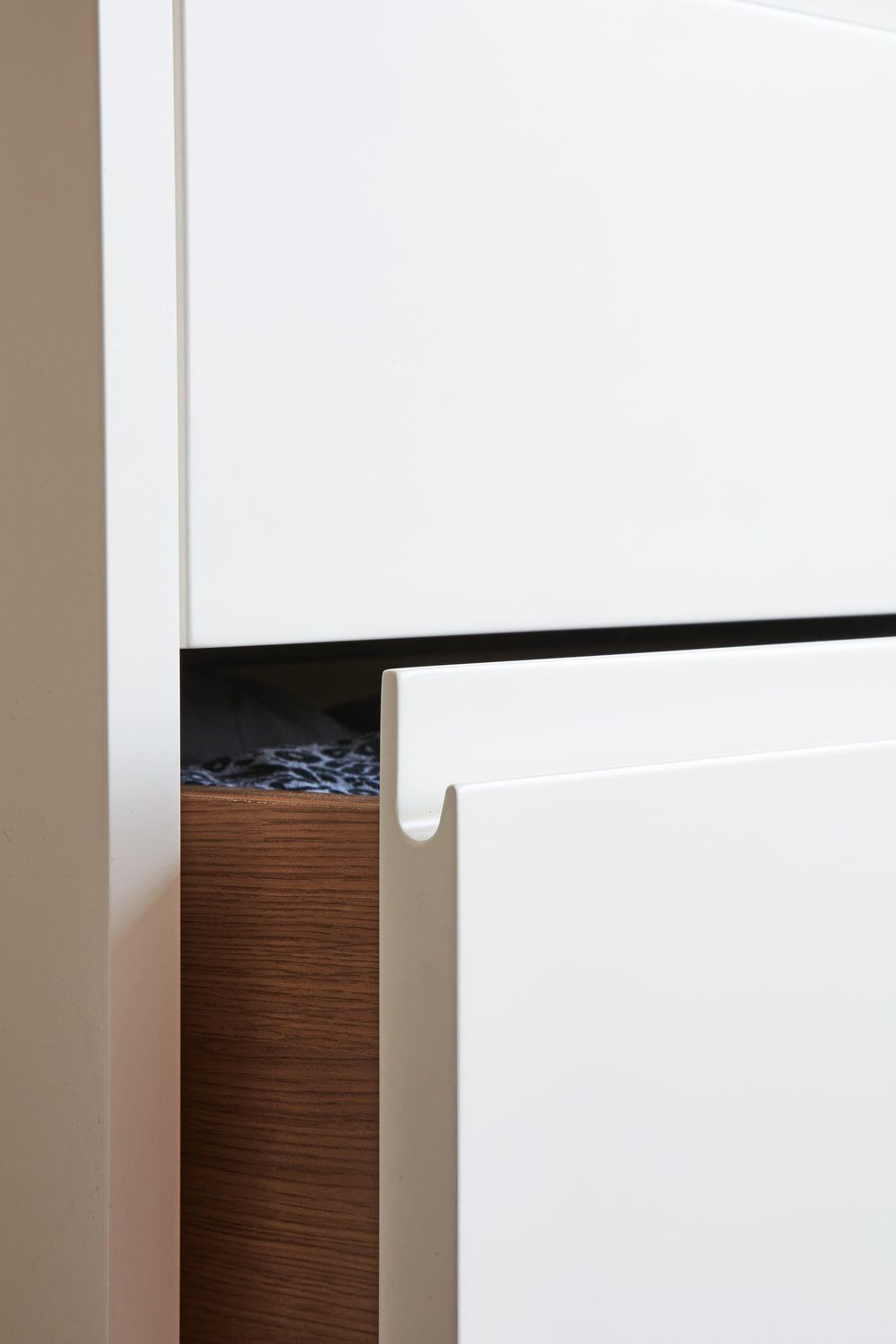 Kitchen Cabinet Door Hardware Lovely J Pull Routed Handle Detail
