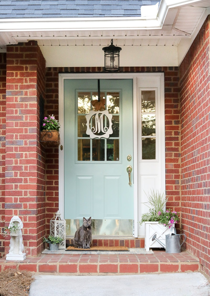 Latest Front Gate Designs for Small Homes New Simple and Easy Small Front Porch Decorating Ideas Of 2019