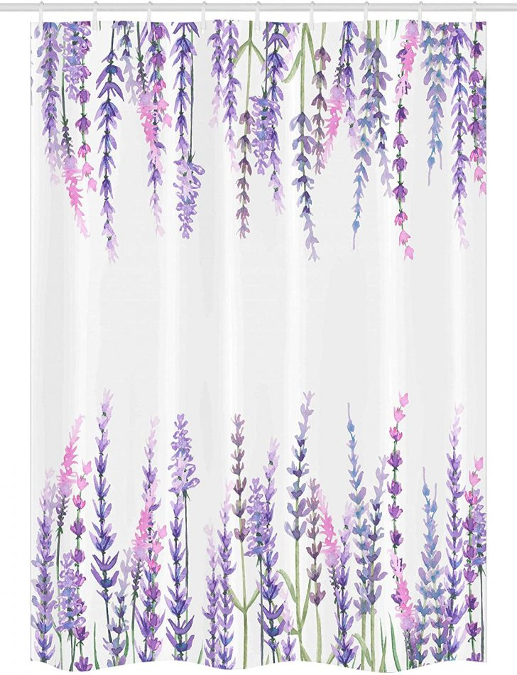 Lavender Bathroom Decor 2021