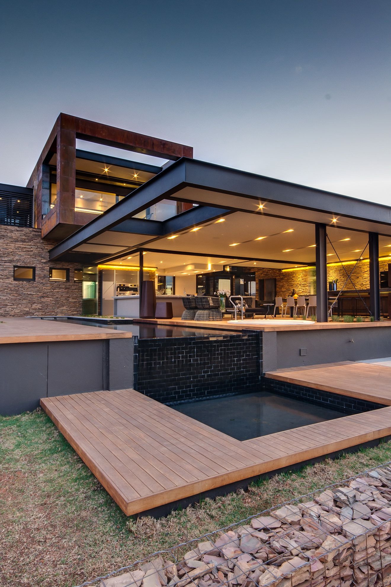 Luxury Homes Architecture Design Awesome Pin On form