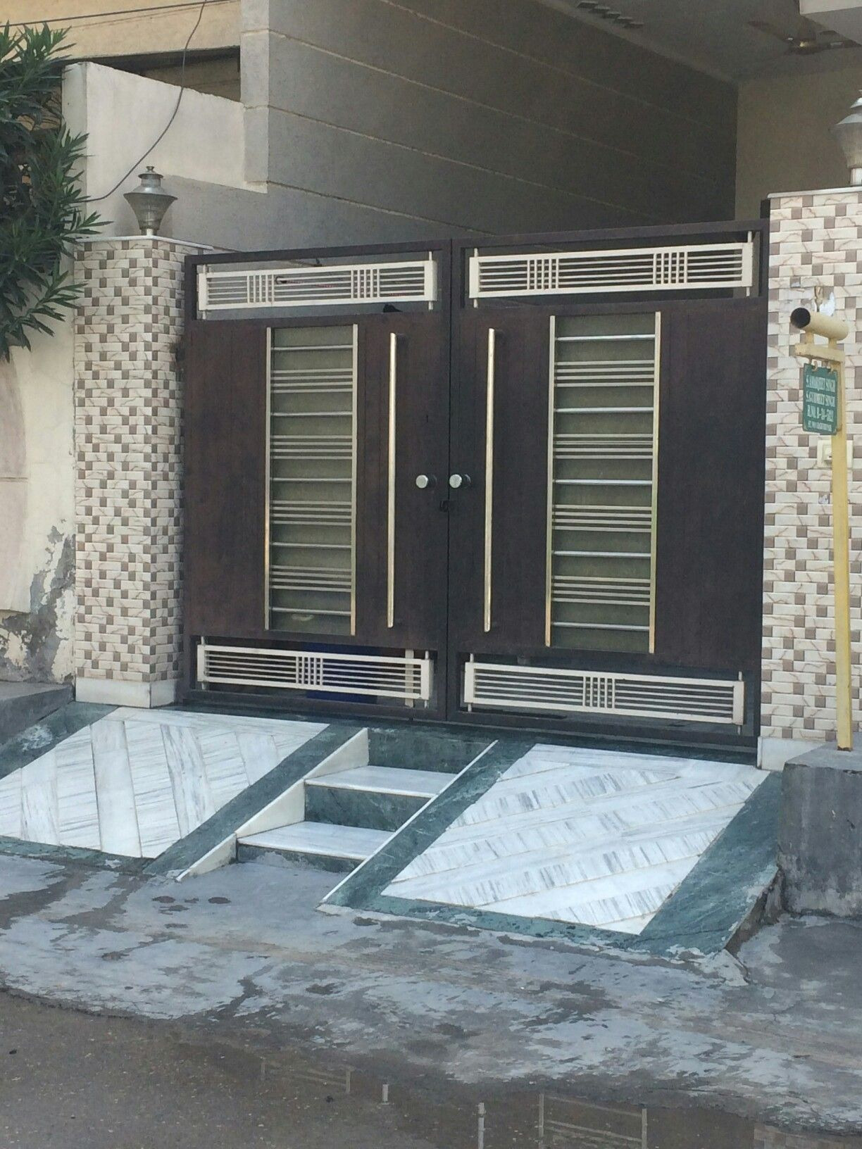 Main Entrance Gate Design House Fresh Gate Good with Images