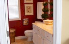 Maroon Bathroom Decor Best Of 50 Magnificient Red Wall Design Ideas For Bathroom