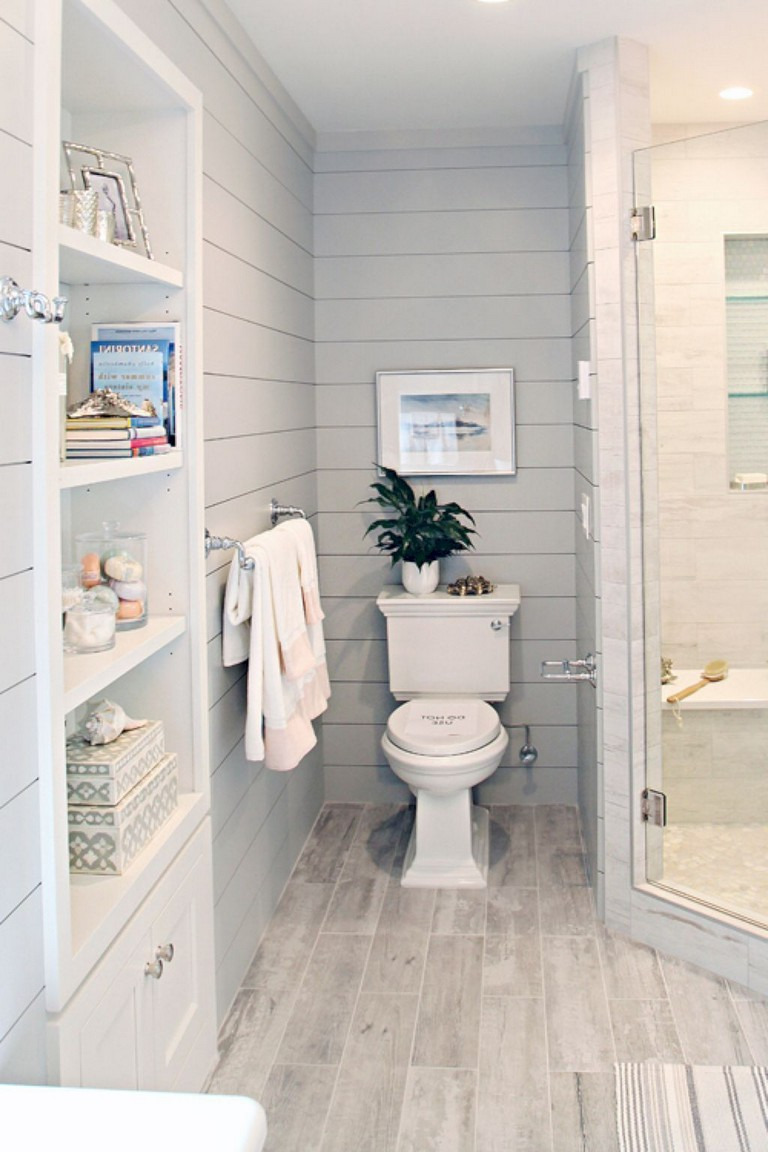 35 Top Small Master Bathroom Decorating Ideas 1