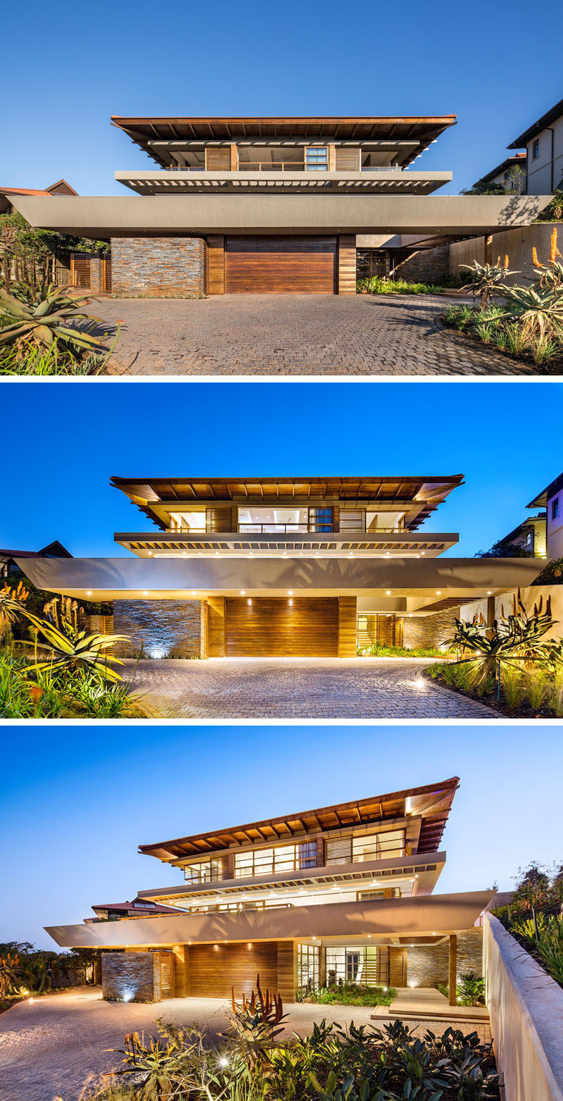 Modern African House Plans Fresh Feng Shui Principles Were Used when Designing This New south