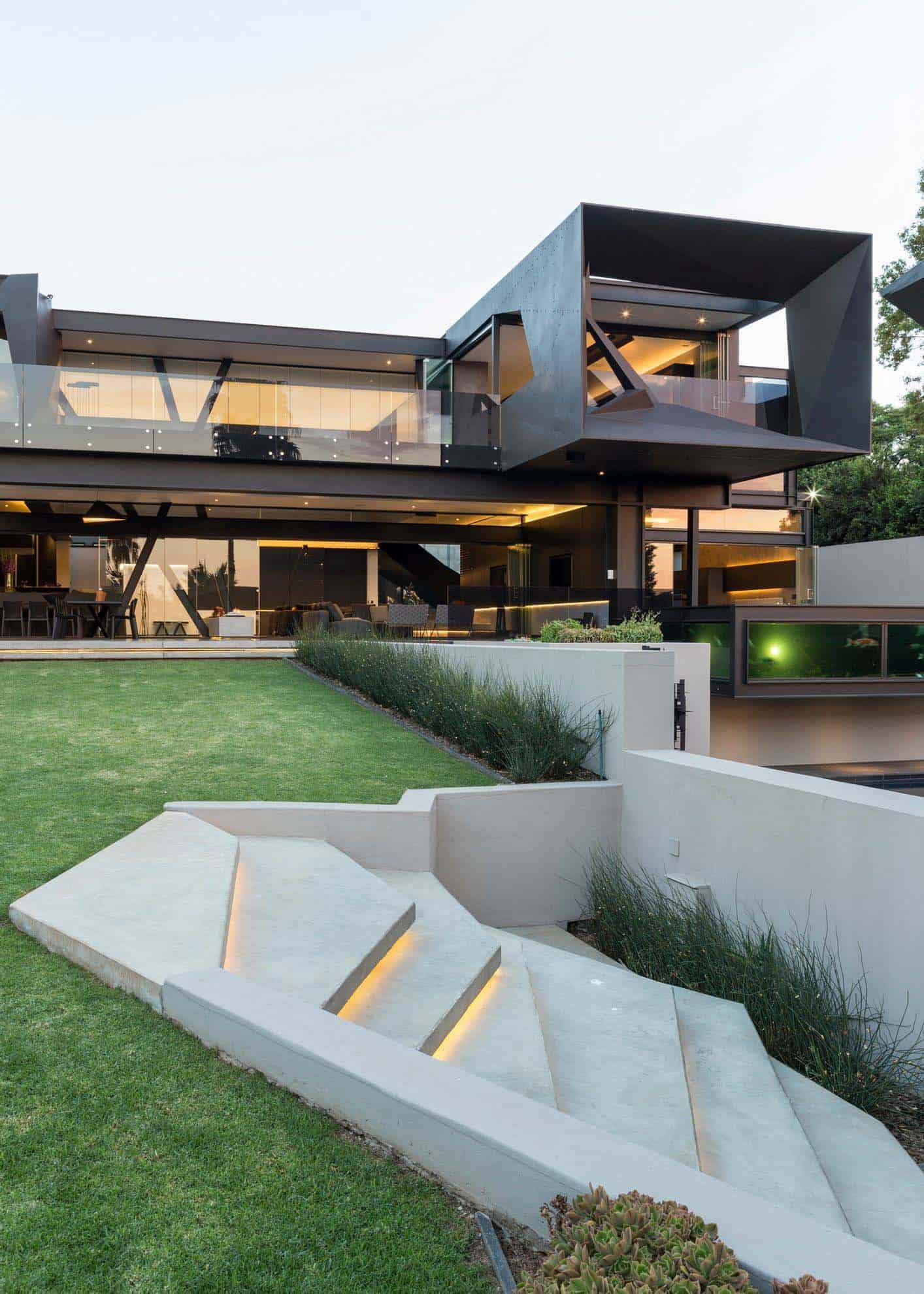 Modern African House Plans New E Kindesign