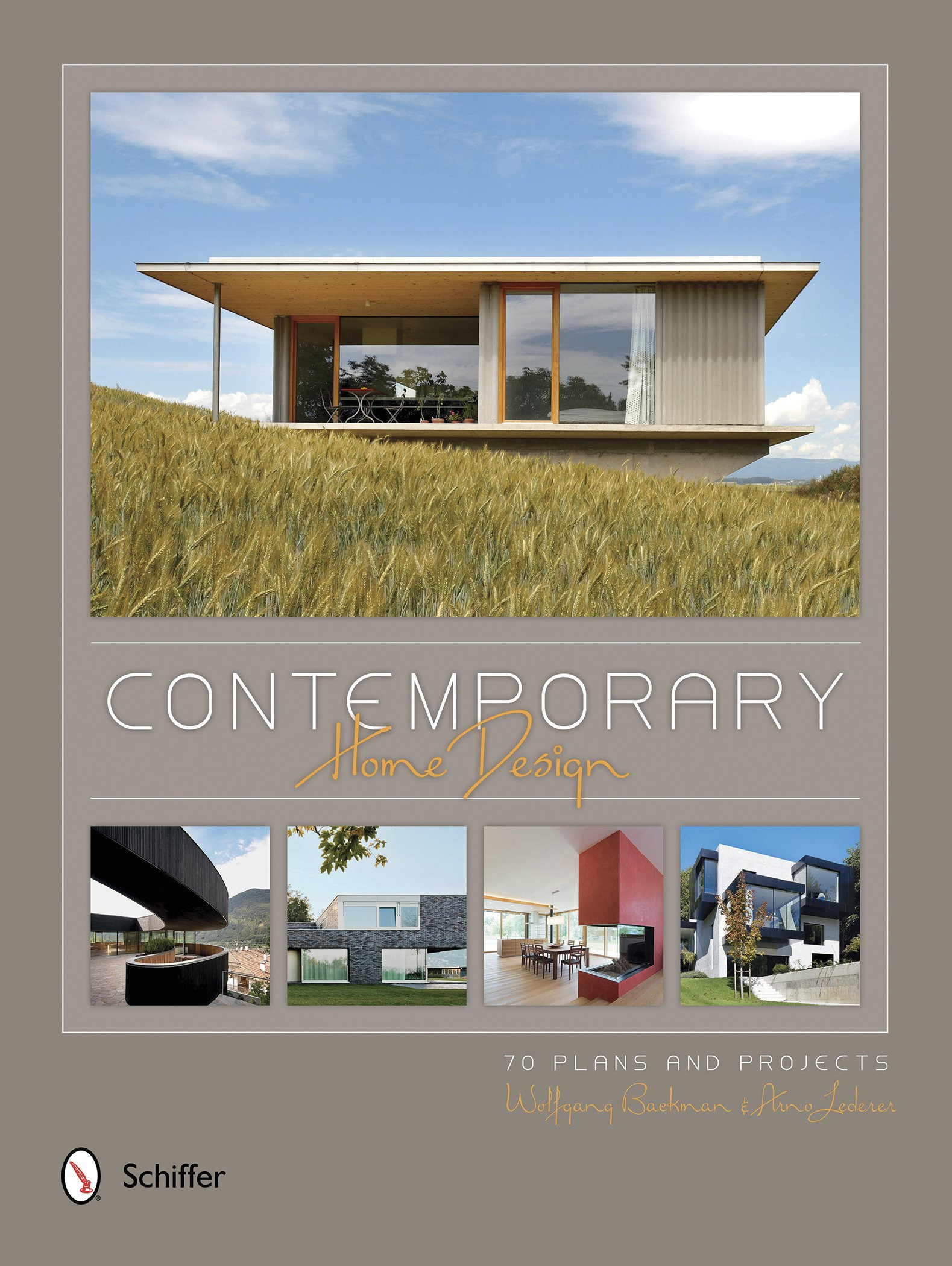 Modern Architecture Home Design Inspirational Contemporary Home Design 70 Plans and Projects Bachmann