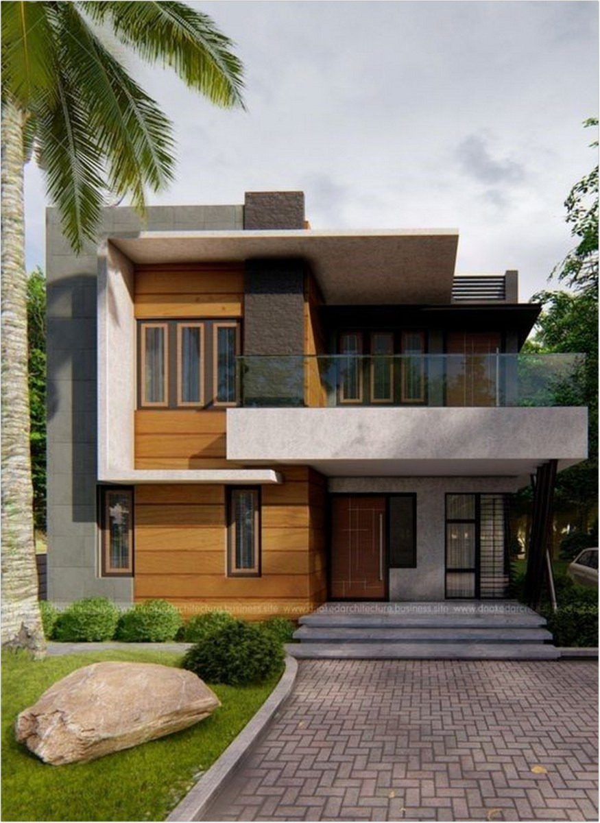 25 special edition modern house design for your 2020 architectural inspiration 9