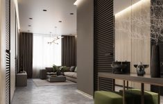 Modern Luxury Apartment Interior Design Elegant Modern Apartment On Behance