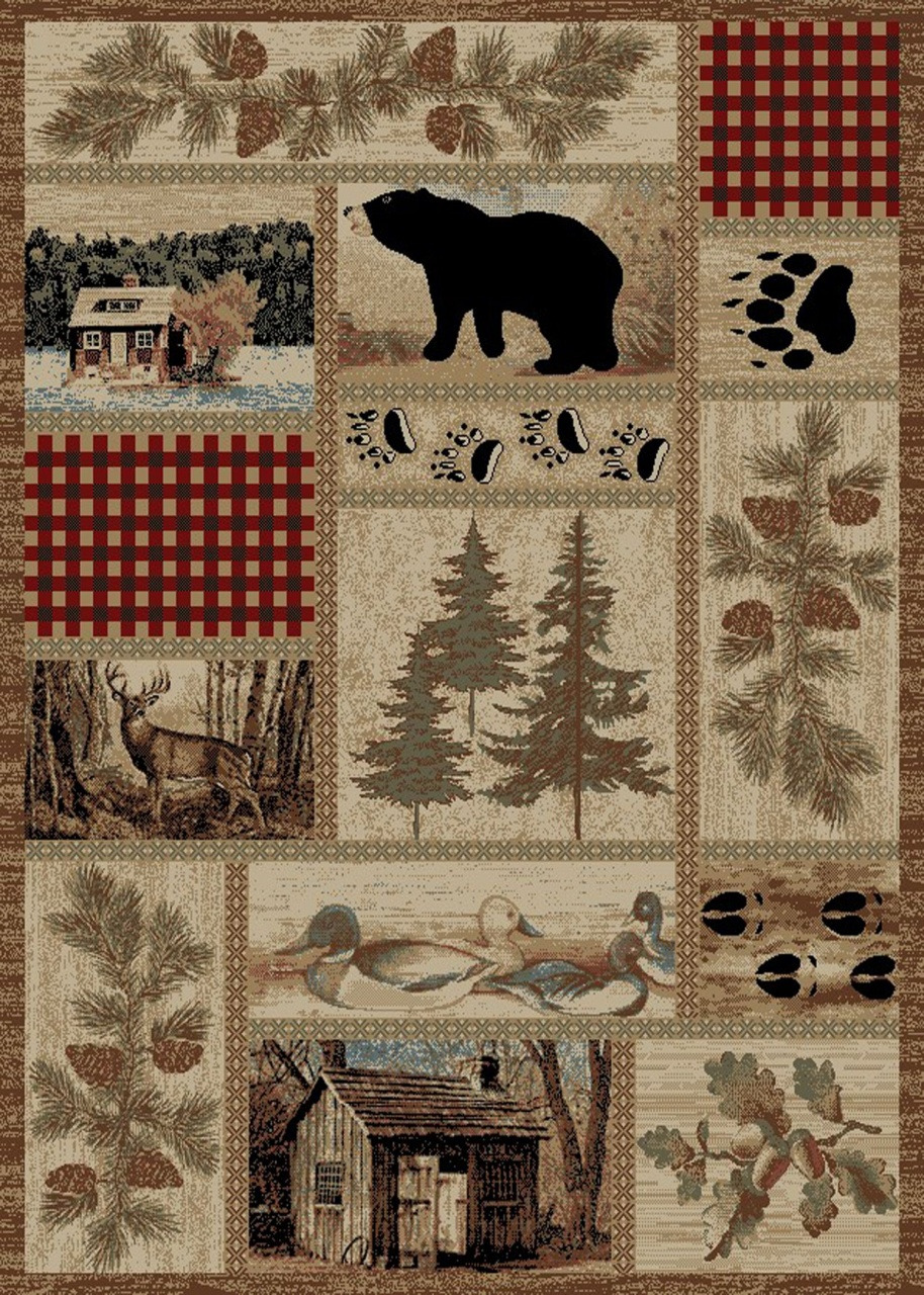 bear and moose bathroom decor appalachian wild lodge rug collection in 2019 from bear and moose bathroom decor
