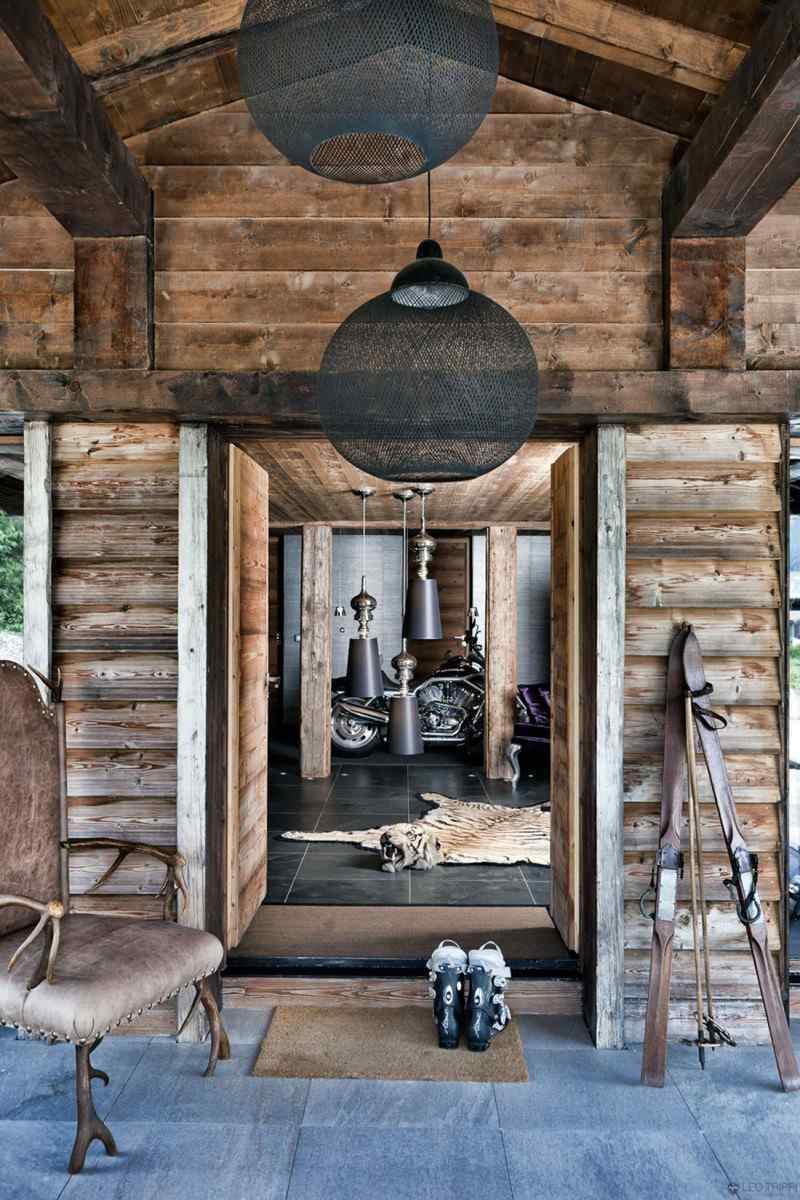Mountain Chalet Interior Design Inspirational Luxury Mountain Chalet In the French Alps